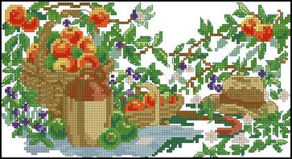 Сидр и розы-Anchor