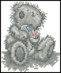 Мишки Тедди-Любит не любит-Anchor