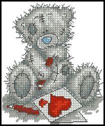 Мишки Тедди-Открытка для тебя-Anchor