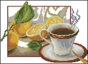 Чай с лимоном-Чаривна Мить