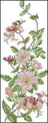 Летние цветы-DMC