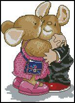 Мышь - Том-DMC