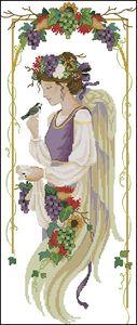 Ангел щедрости-Dimensions