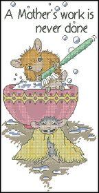 Мытье мышей-Dimensions