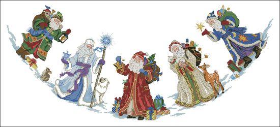 Деды Морозы-Dimensions