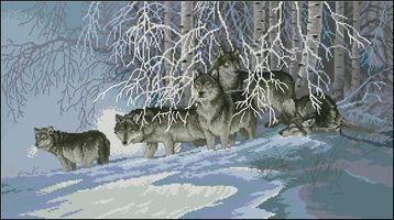 Волчья стая-Dimensions