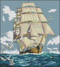 Морское путешествие-Dimensions