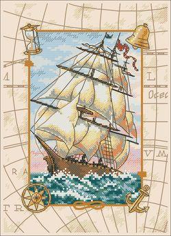 Морская карта-Dimensions