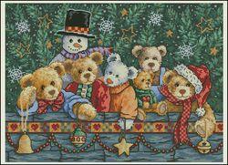 Игрушечное Рождество-Dimensions