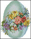 Пасхальное яйцо 4-Пасха