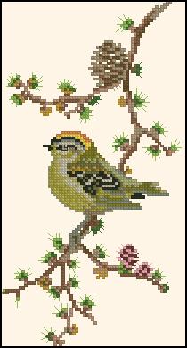 Птичка-Eva Rosenstand