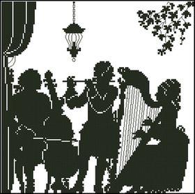 Музыкальное трио-Eva Rosenstand