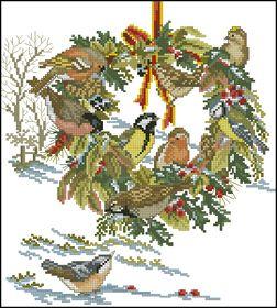 Рождественский венок-Eva Rosenstand