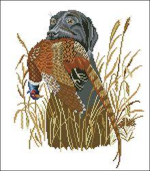 Охотник и фазан-Eva Rosenstand