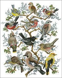 Дерево птиц-Eva Rosenstand