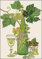 Белое вино-Eva Rosenstand
