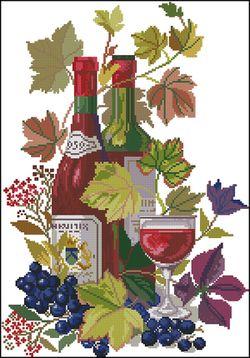 Красное вино-Eva Rosenstand