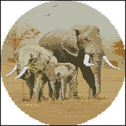 Семья слонов-Heritage