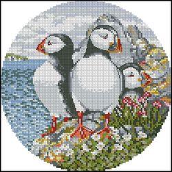 Семья пингвинов-Heritage