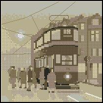 Трамвайная остановка-Heritage