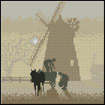 Ветряная мельница-Heritage