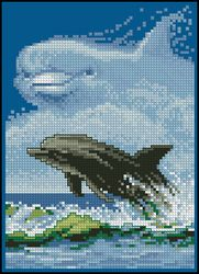 Дельфин-Janlynn