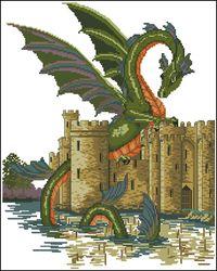 Дракон-Janlynn