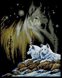 Волки-Janlynn