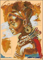 Женщина Африки-Lanarte
