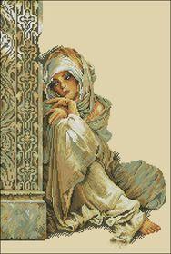 Lanarte-Арабская девушка