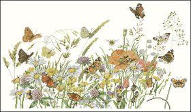 Lanarte-Бабочки в цветах