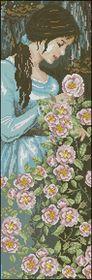 Lanarte-Девушка и розы