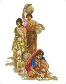 Lanarte-Женщины Индии