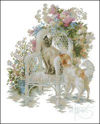 Кот и собака-Lanarte
