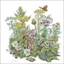 Полевые цветы-Lanarte