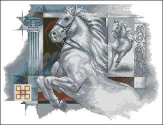 Императорский конь-Lanarte