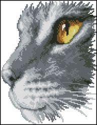 Профиль кота-Vervaco