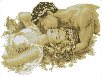 Любовные ласки-Vervaco