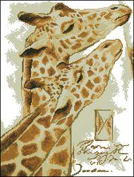 Жирафы-Vervaco