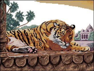 Бенгальский тигр-Золотое Руно