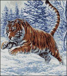 Прыжок тигра-Золотое Руно