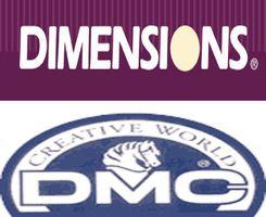 Таблица перевода для мулине Dimensions-DMC